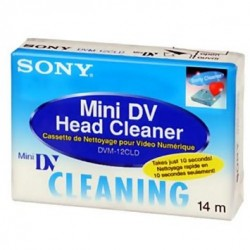 Sony MiniDV Head Cleaning Tape