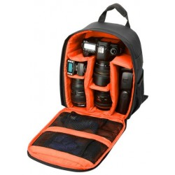 Water Resistant Camera Backpack