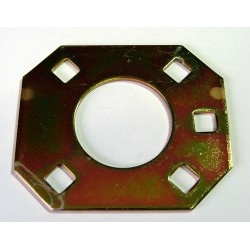 Guy Plate SECT 'C'  4.5cm