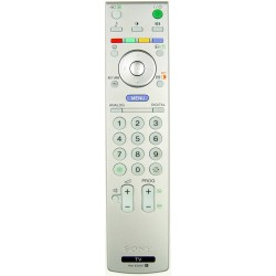 Sony RM-ED007 Television Remote