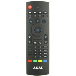 AKAI TV Remote for AK5519UHDS