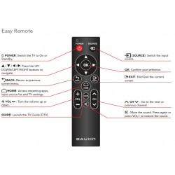 BAUHN EASY TV Remote for ATV75UHDS-1219