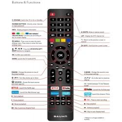 BAUHN TV Remote for ATV40FHDS-0320