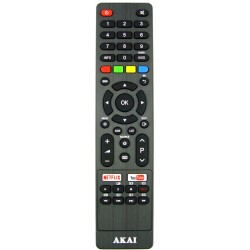 AKAI TV Remote for AK4020NF