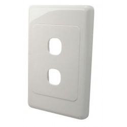 Wall Plate - Double