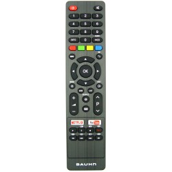 BAUHN Universal TV Remote for SMART Televisions