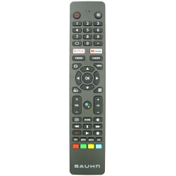 BAUHN TV Remote for ATV58UHDG-0320 ATV58UHDG-0920