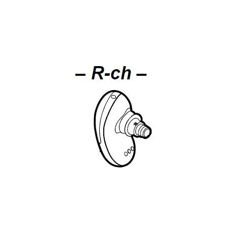 Sony WF-SP700NR Right Ear Unit - BLACK