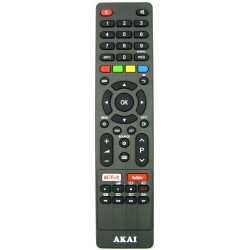AKAI TV Remote for AK5020UHDNF
