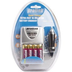 Fast Battery Charger for AA and AAA