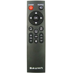 BAUHN EASY TV Remote for ATV75UHDS-1219