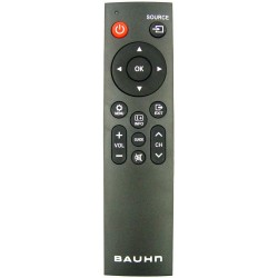 BAUHN EASY TV Remote for ATV65UHD-0420