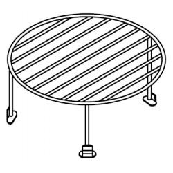 Sharp Microwave High Rack