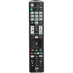 Preprogramed LG Universal Television Remote