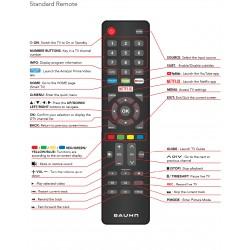 BAUHN TV Remote for ATV50UHDS-0820