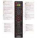 BAUHN TV Remote for ATV24FHDC-0620