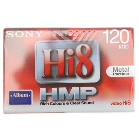 Sony Hi8 Cassette - 85/120min