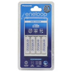 Panasonic ENELOOP Battery Charger for AA and AAA