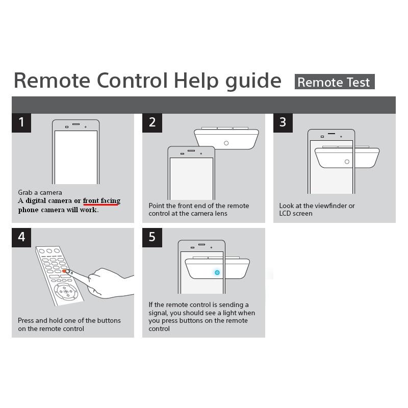 Genuine TV Remote Control for Linsar 32LCD505
