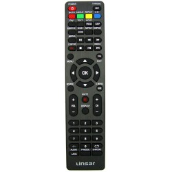 LINSAR TV Remote for LS50UHD