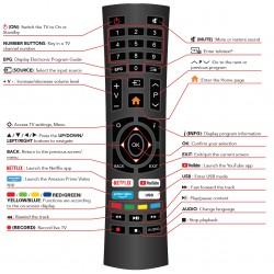 BAUHN TV Remote for ATV65UHDS-1020