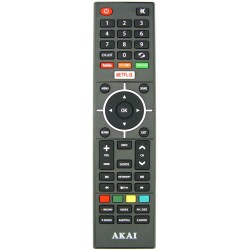 AKAI TV Remote for AK5520NF AK6520NF