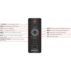 BAUHN Audio Remote for APPSK-1120