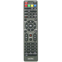 DGTEC TV Remote