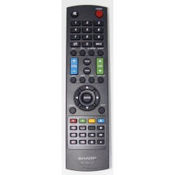Sharp Television RC-AU11-V1 Remote