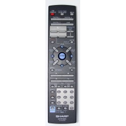Sharp Audio GA100AWSB Remote