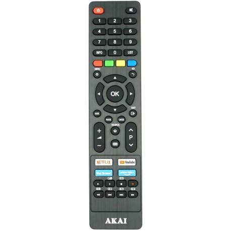 AKAI TV Remote for AK3221NF / AK4021NF