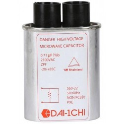 High Voltage Capacitor 0.71μF 2100V
