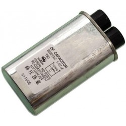 Sharp Microwave High Voltage Capacitor 1.07uF 2200V
