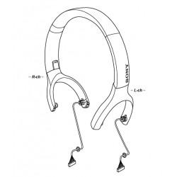 Sony Headphone Head Band for WH-H910N