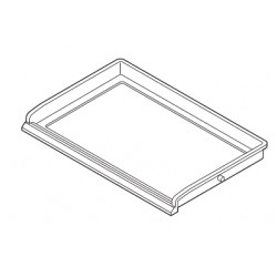 Sharp Fridge Smooth Access Shelf for SJ-XP580G-SL/BK
