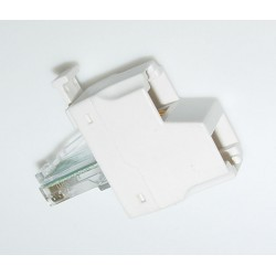 CAT5e Double Adaptor - Data to Voice