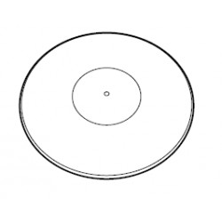 Sony Turntable Mat for PS-HX500