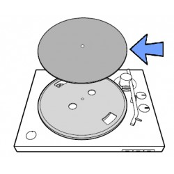 Sony Turntable Mat for PS-LX310BT