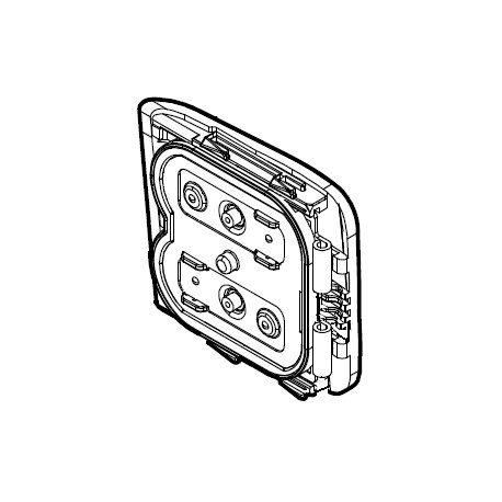 Sony Battery Lid for HVL-F60M