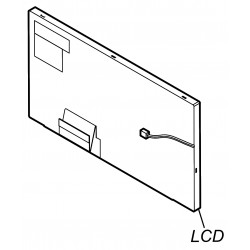 Sony LCD Panel for XAV-AX1000