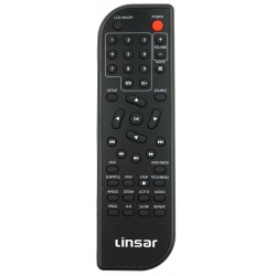 LINSAR DVD Player Remote for LS51DVD