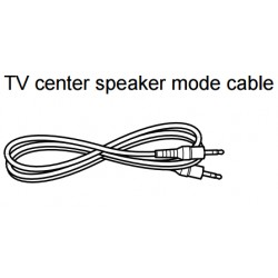Sony TV Center Speaker Mode Cable for HT-A7000 HT-A9