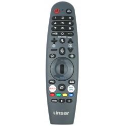 LINSAR TV Remote for LS82UHDNF / LS65UHDNF / LS70UHDNF