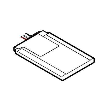 Sony Internal Battery for NW-ZX507