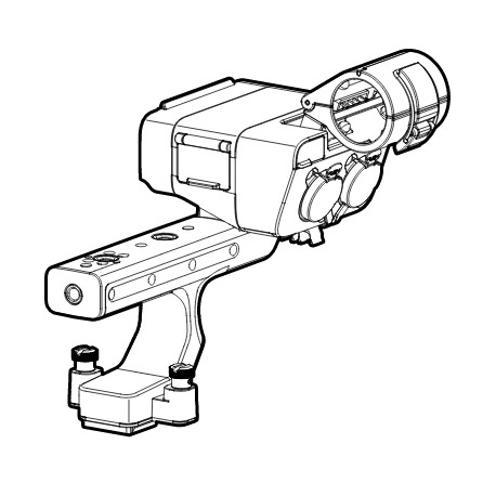 Sony XLR Handle Unit for ILME-FX3