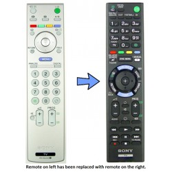 Sony RM-ED005 Television Remote