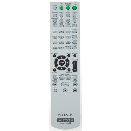Sony RM-ADU003 Audio Remote