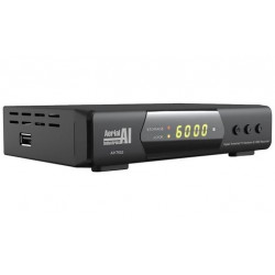 Digital Terrestrial Receiver ( Digital Box ) MPEG4,  USB Recorder & Media Player