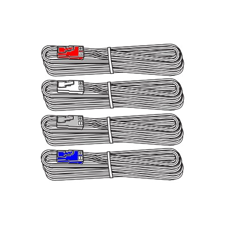 Speaker Cable 4 Pack