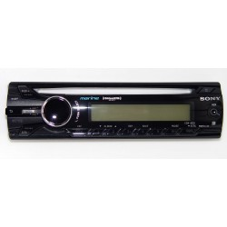 Sony Marine/Car Radio Detachable Face for CDXM20